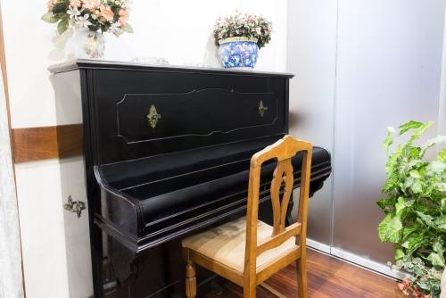 PIANO DEL HOTEL ALAMEDA